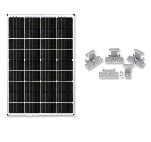 Zamp Solar 115 Watt Expansion Kit Rv And Truck Parts